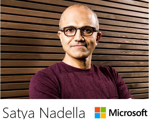 De toekomst van Microsoft_Satya Nadella