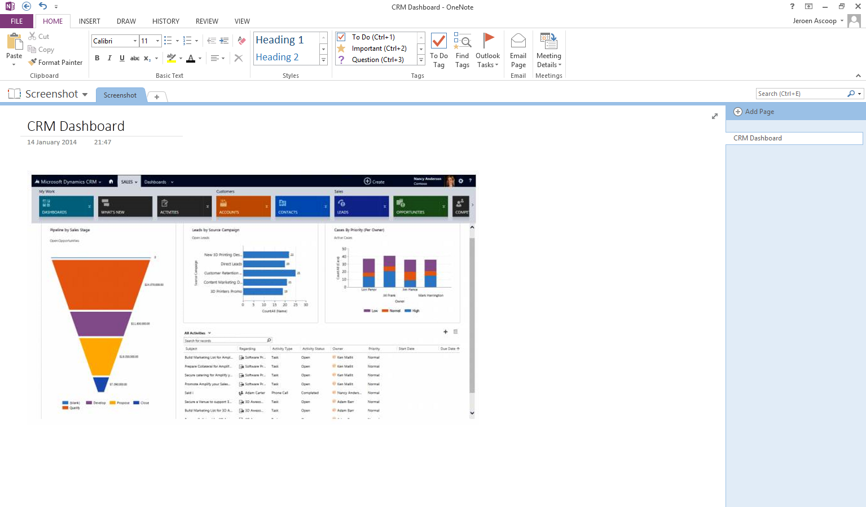 Microsoft OneNote_printscreen 3