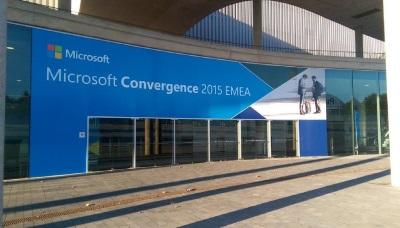 Convergence EMEA 2015