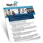 Net IT Productfiche CRM voor notulenbeheer