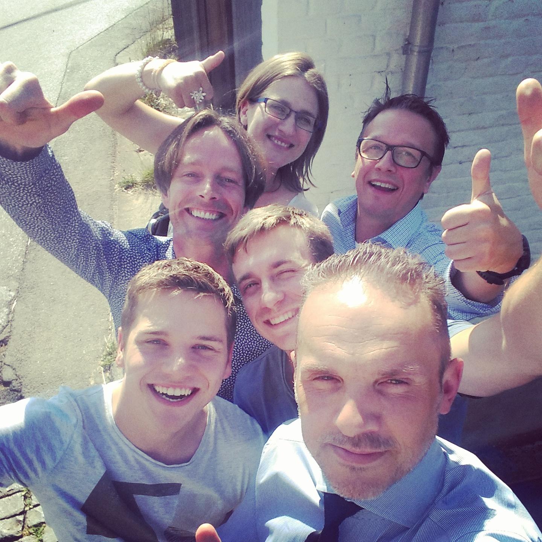 Net IT Sales- en marketing meeting summer