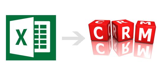 Excel spreadsheets vervangen door CRM
