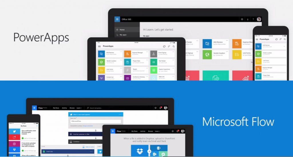 Microsoft Dynamics 365 Microsoft flow