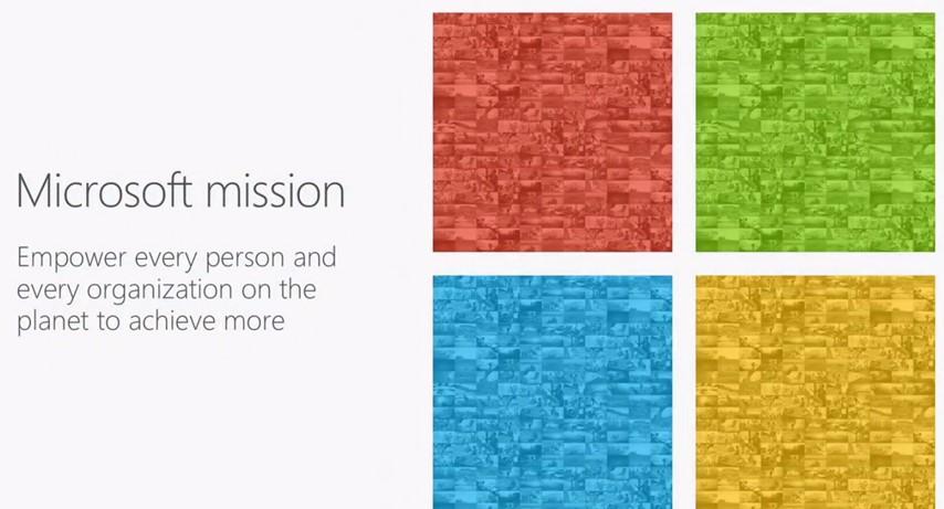 Microsoft Dynamics 365: Microsoft mission