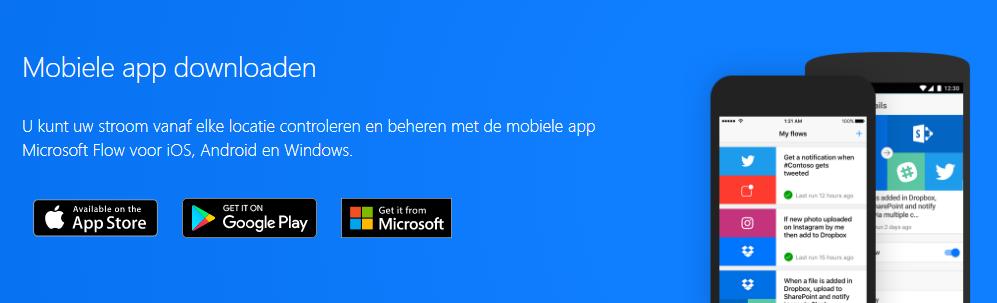 Net IT CRM blog: Microsoft Flow mobile app