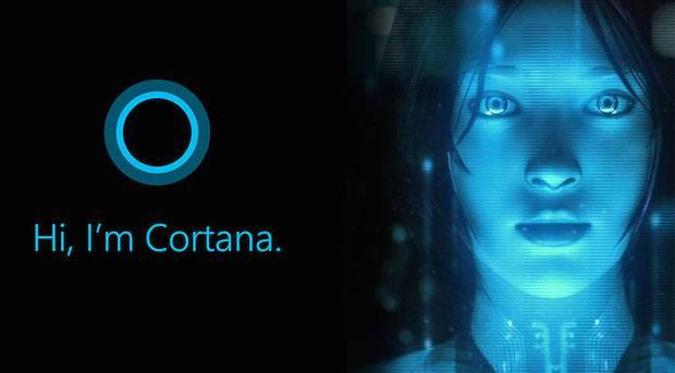Afbeelding: Microsoft Cortana - trends voor 2017