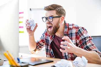E-mailmarketing tip voor minder frustraties bij tegenvallen e-mailstatistieken