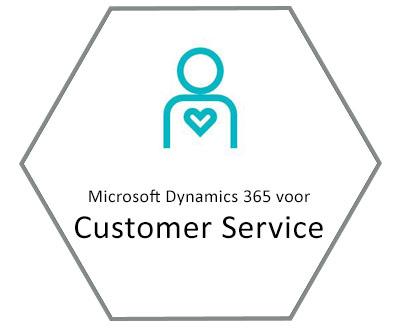 Microsoft Dynamics 365 voor Customer Service