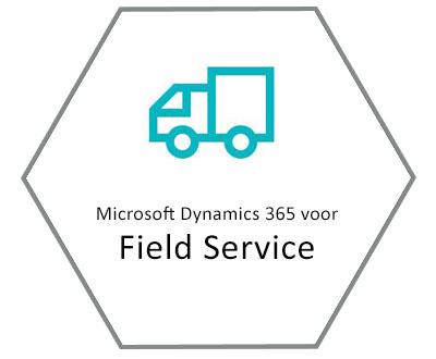 Microsoft Dynamics 365 voor Field Service