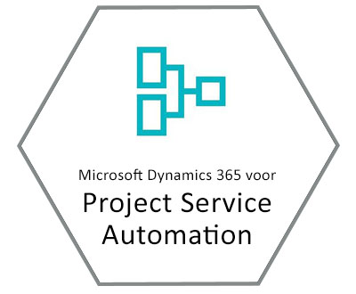 Microsoft Dynamics 365 voor Project Service Automation