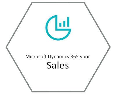 Microsoft Dynamics 365 voor Sales