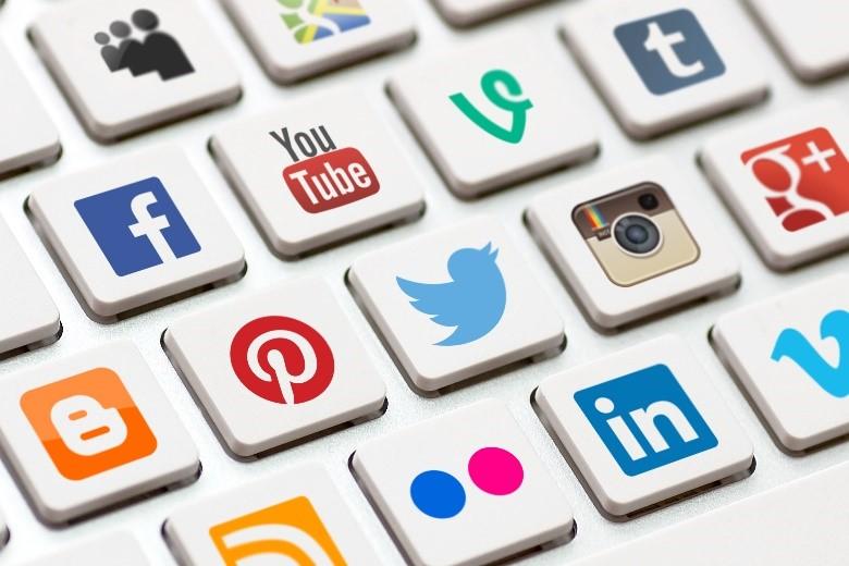 Net IT CRM blog Social Selling Assistant: logo's sociale media