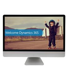 Cover Presentatie Nieuwe features Microsoft Dynamics 365: Net IT website CRM downloads