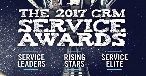 Afbeelding CRM Magazine Service Leader Awards