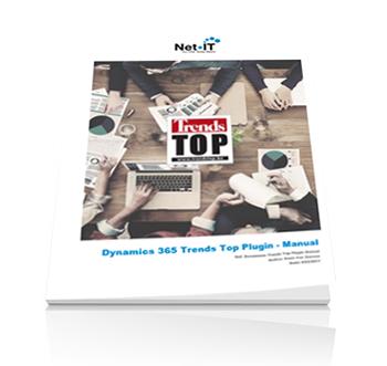 Cover Dynamics 365 Trends Top Plugin Manual