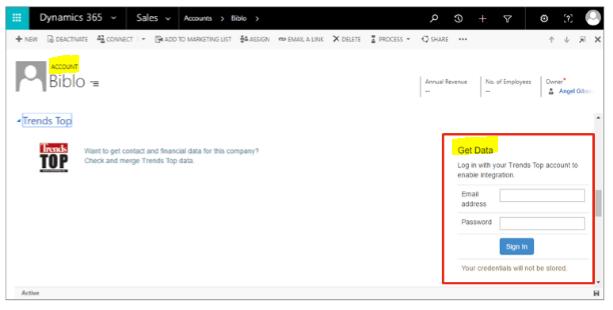 Net IT CRM blog: Trends Top Plugin voor Dynamics 365 - screenshot data importeren