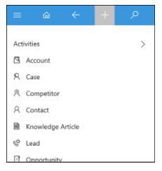 Net IT CRM Blog: Microsoft Dynamics 365 voor Outlook - screenshot 05