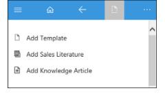 Net IT CRM Blog: Microsoft Dynamics 365 voor Outlook - screenshot 06