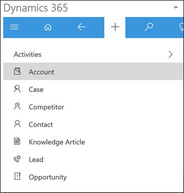 Net IT CRM Blog: Microsoft Dynamics 365 voor Outlook - screenshot 08
