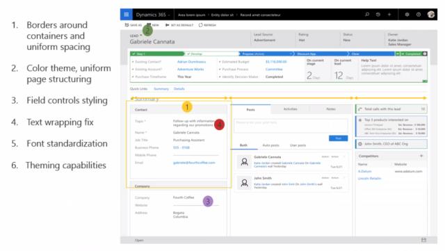 Net IT CRM blog: Microsoft Dynamics 365 update - Interface refresh versie 9.0
