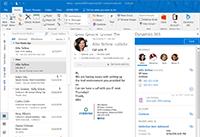 Net IT CRM blog: uitgelichte afbeelding Dynamics 365 app voor Outlook