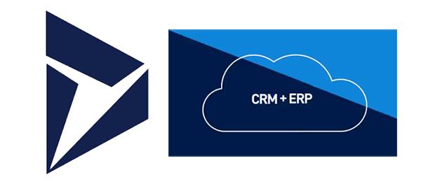 Afbeelding Logo MS Dynamics 365 CRM en ERP