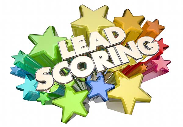 Lead Scoring Customer Prospects Top Best Score Stars 3d Illustra