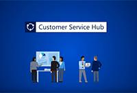 Net IT CRM blog: Customer Service-hub uitgelichte afbeelding