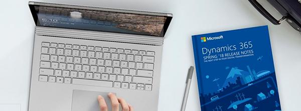 Net IT CRM Blog: Microsoft Dynamics 365 Spring ' 18 release - banner