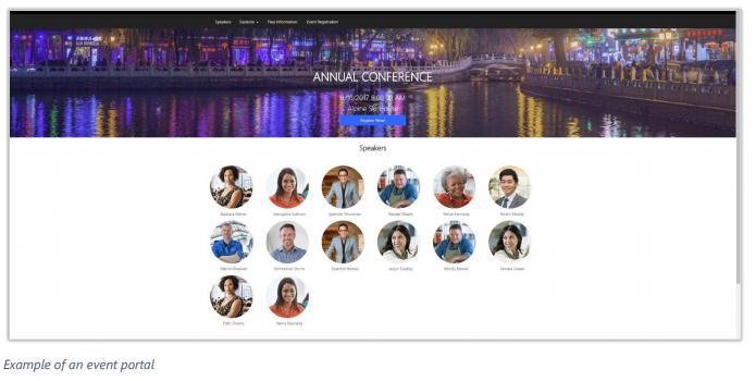 Net IT CRM Blog: Microsoft Dynamics 365 Spring ' 18 release - screenshot event management