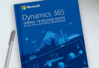Net IT CRM Blog: Microsoft Dynamics 365 Spring ' 18 release - uitgelichte afbeelding