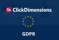 Net IT CRM Blog: ClickDimensions features GDPR uitgelichte afbeelding