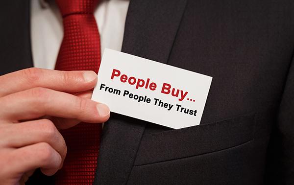 Net IT CRM Blog: Relationship Selling Afbeelding People Buy
