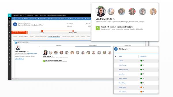 Net IT CRM Blog: Screenshot Microsoft Relationship Sales