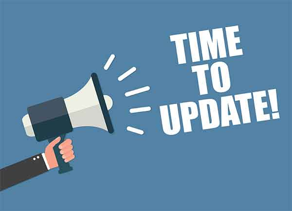 Net IT CRM blog: Dynamics 365 updates - afbeelding time to update