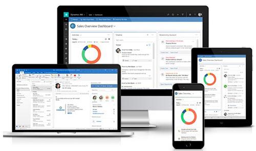 Net IT CRM Blog: Unified Interface Microsoft Dynamics 365 - small screenshot