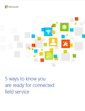 Net IT CRM Blog: Cover E-book Connected Field Service