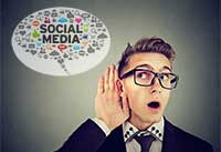 Net IT CRM Blog: Foto Social Listening - uitgelichte afbeelding