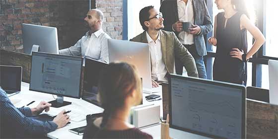 Net IT CRM Blog: Slimmer werken kantoor