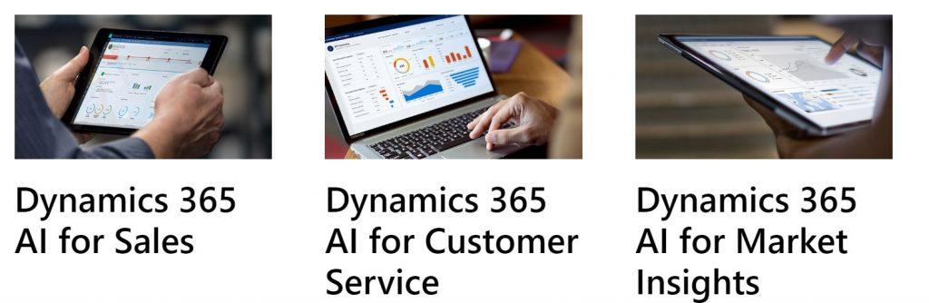 Net IT CRM Blog: Dynamics 365 AI mogelijkheden