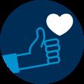 icon Customer engagement