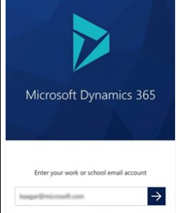 Net IT CRM Blog: Microsoft nieuws maart 2019 mobile signin Dynamics 365