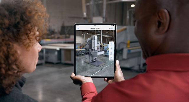 Microsoft nieuws van april 2019: afbeelding Dynamics 365 Product Visualize