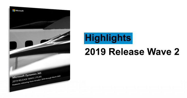 Highlights 2019 Release Wave 2