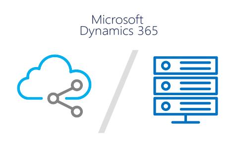 Afbeelding voor blogartikel: Verschil tussen Microsoft Dynamics 365 Online en On-premise
