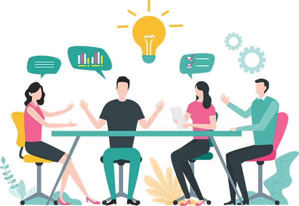 Net IT CRM Blog: Afbeelding 2 voor blogartikel samenwerking marketing en sales