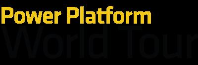 Afbeelding Power Platform Tour