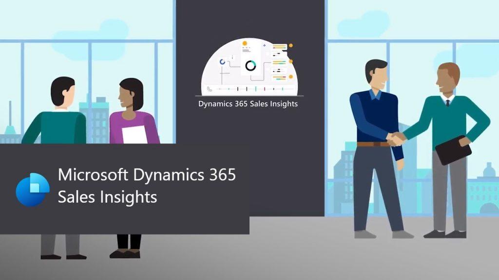 Afbeelding voor blogartikel: Microsoft Dynamics 365 Sales Insights