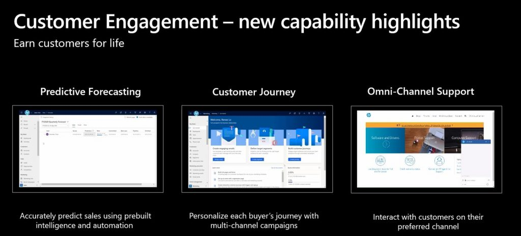 Microsoft Virtual Launch Event Highlights Customer Engagement Apps