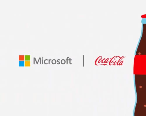 Net IT Blog Microsoft nieuws Coca-Cola